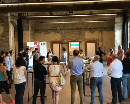 Open Coffee Kortrijk l 27 september 2018